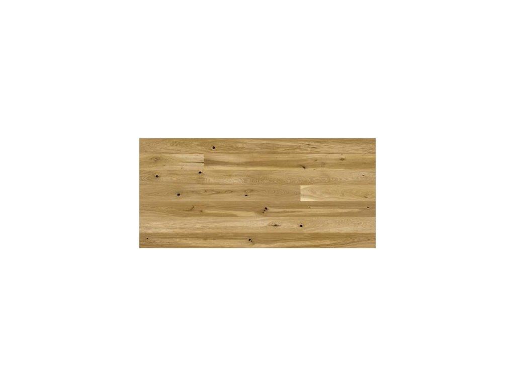 Dřevěná podlaha - Dub Conchi Grande (Barlinek) - třívrstvá