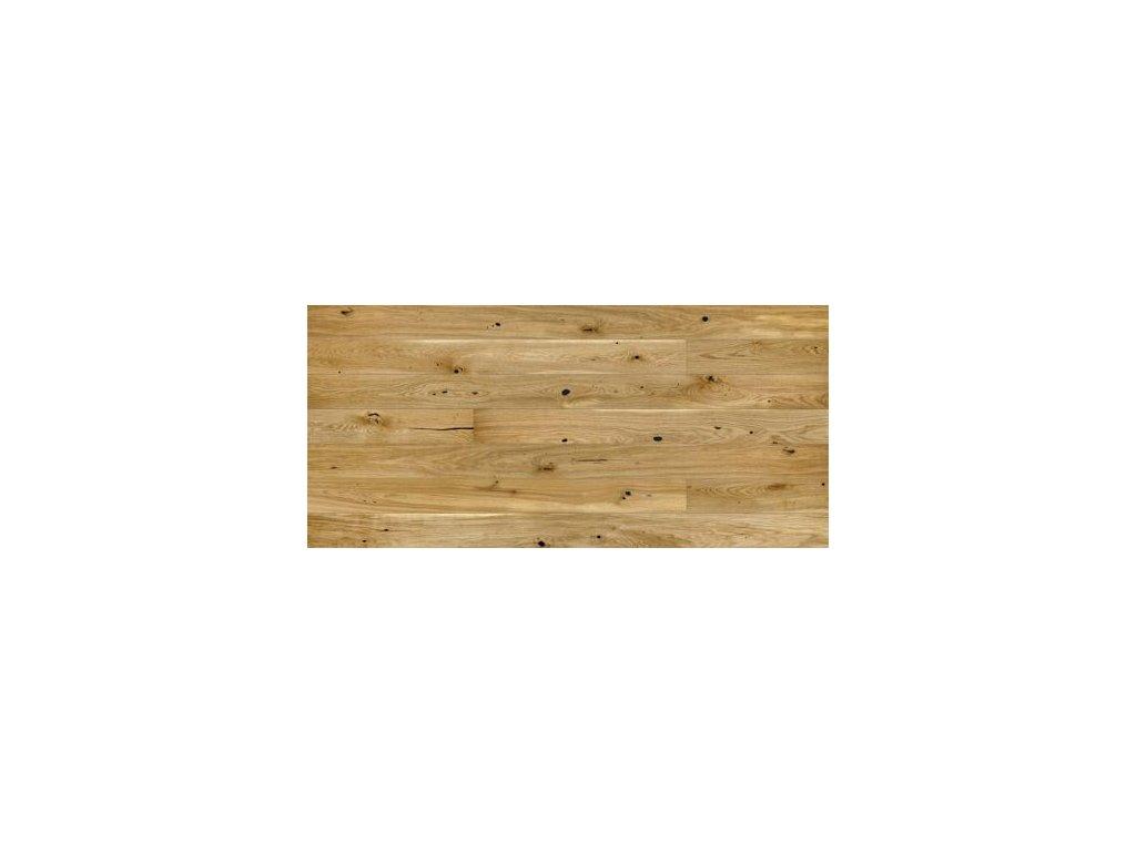 Dřevěná podlaha - Dub Canion Grande (Barlinek) - třívrstvá