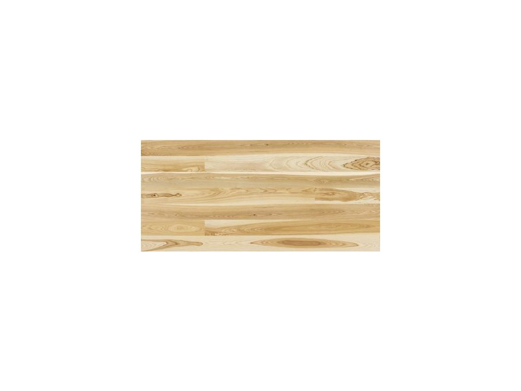 Dřevěná podlaha - Jasan Saimaa Grande (Barlinek) - třívrstvá