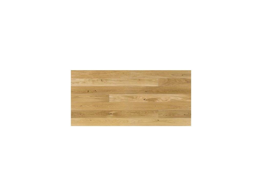 Dřevěná podlaha - Dub Delicious Grande (Barlinek) - třívrstvá