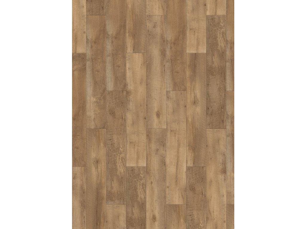 Lepená vinylová podlaha - Rustic Oak Creation 55 (Gerflor)