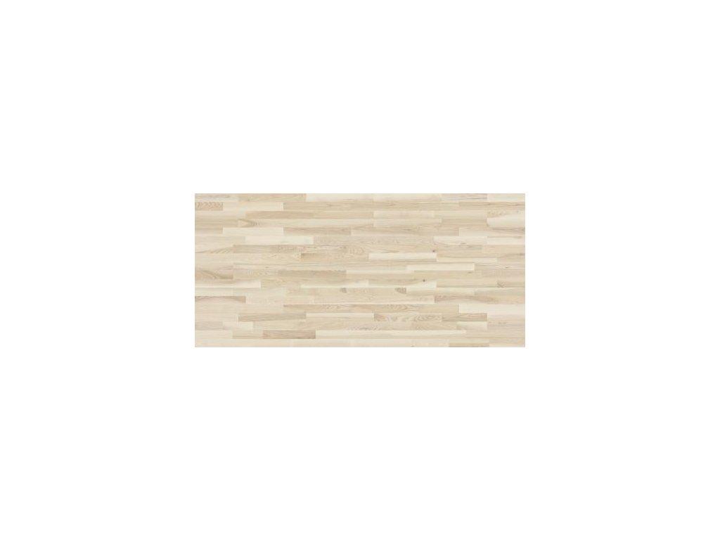 Dřevěná podlaha - Jasan Milkshake Molti (Barlinek) - třívrstvá