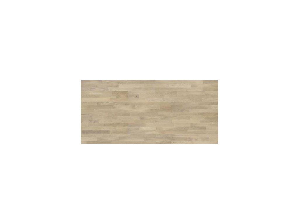 Dřevěná podlaha - Dub White Pepper Molti (Barlinek) - třívrstvá