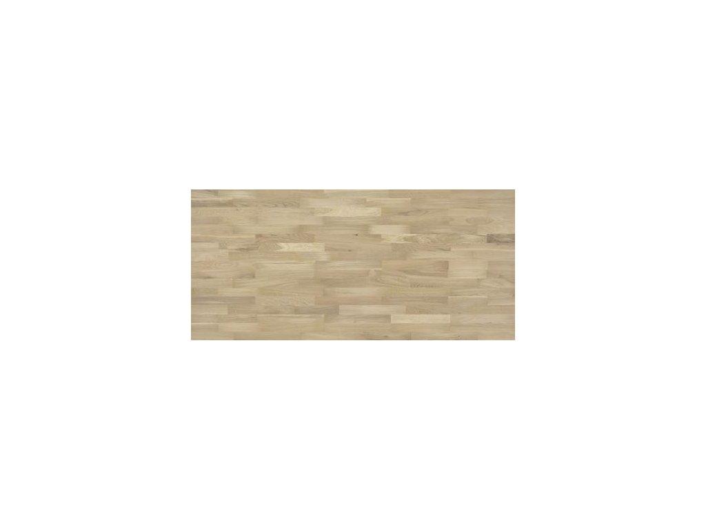 Dřevěná podlaha - Dub Bianco Molti (Barlinek) - třívrstvá