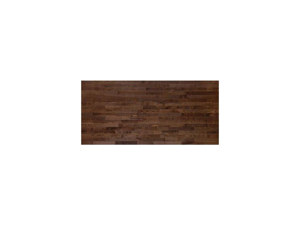 Dřevěná podlaha - Jasan Coffee Molti (Barlinek) - třívrstvá