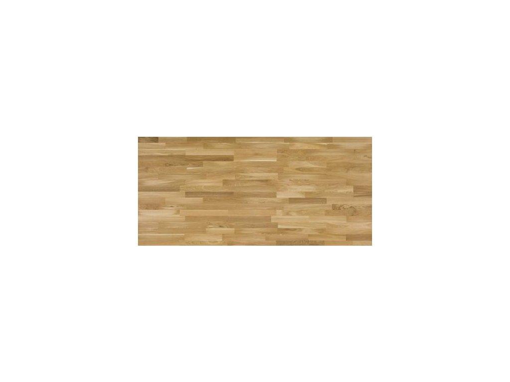 Dřevěná podlaha - Dub Sunny Molti (Barlinek) - třívrstvá