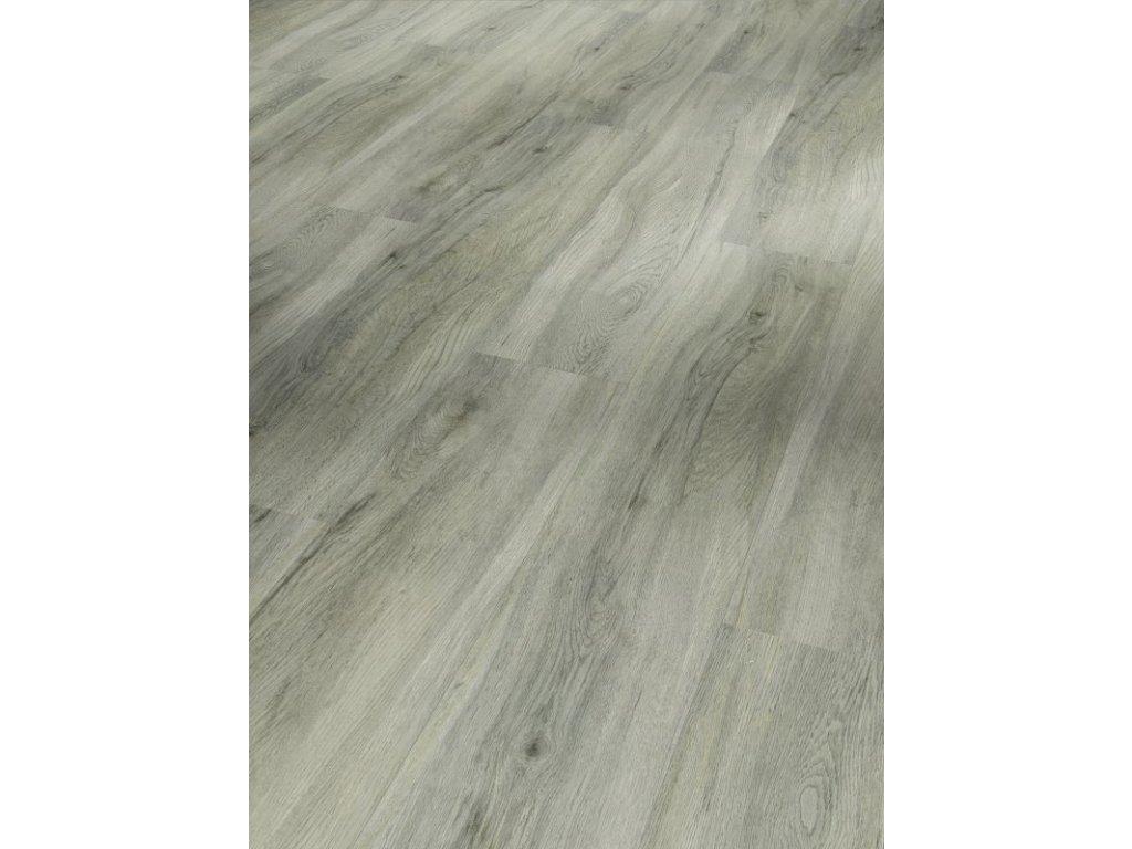Vinylová podlaha - Plovoucí vinylová podlaha - Dub pastelově šedý, struktura dřeva 1513441 (Parador)