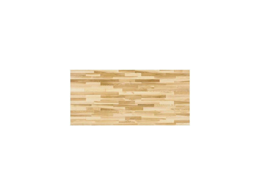 Dřevěná podlaha - Jasan Glow Molti (Barlinek) - třívrstvá