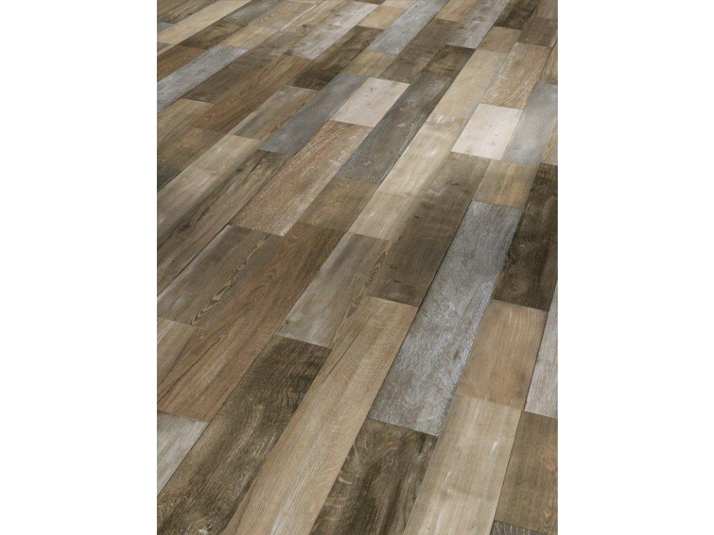 Plovoucí vinylová podlaha - Shuffewood wild, rustikální struktura 1601383 (Parador)