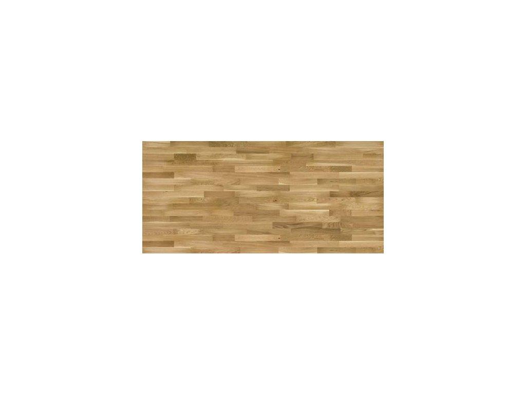 Dřevěná podlaha - Dub Brillance Molti (Barlinek) - třívrstvá