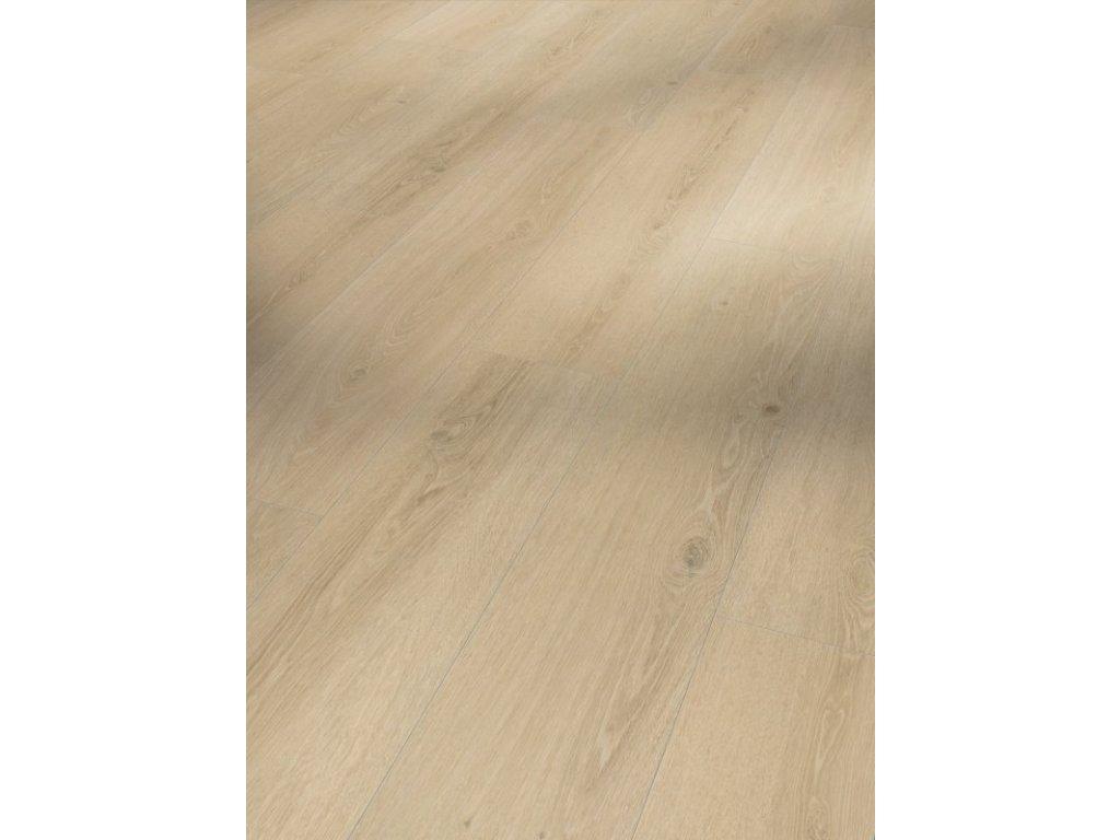 Plovoucí vinylová podlaha - Dub Studioline broušený, kartáčovaná struktura 1601424 (Parador)