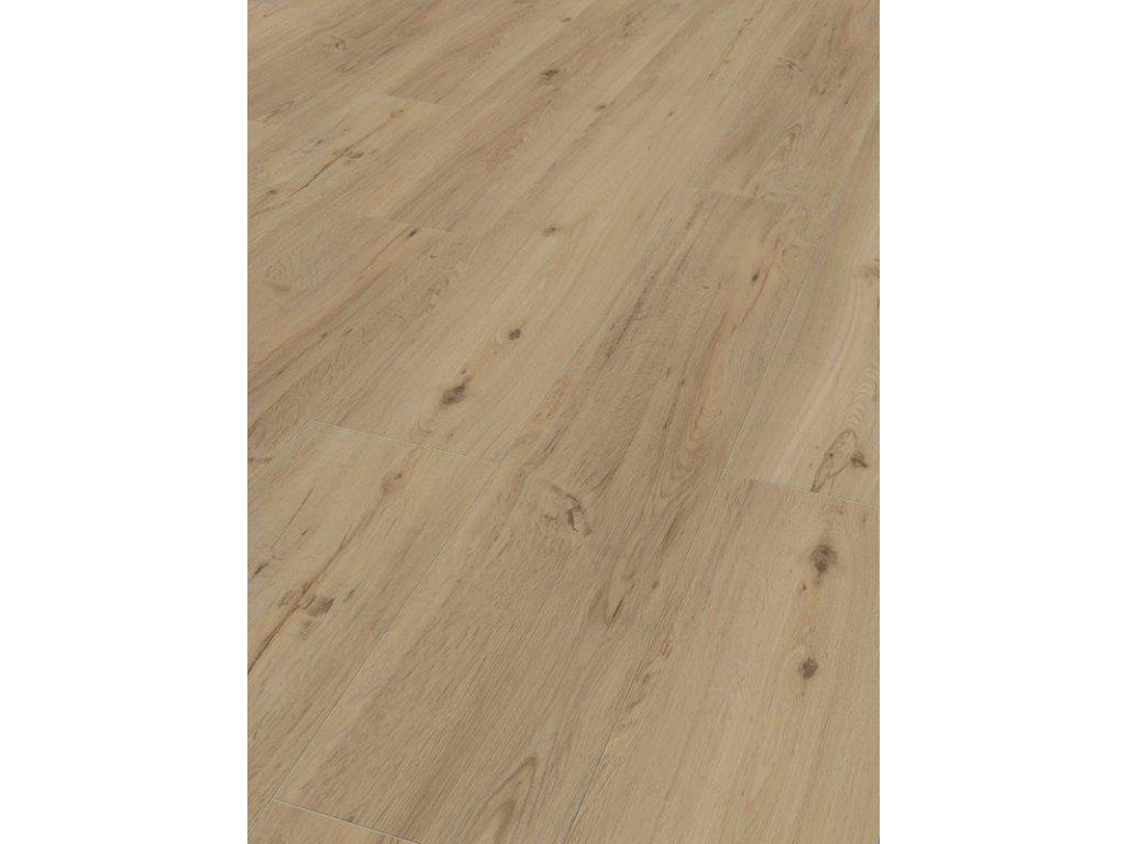 Plovoucí vinylová podlaha - Dub broušený, kartáčovaná struktura (1442063) (Parador)