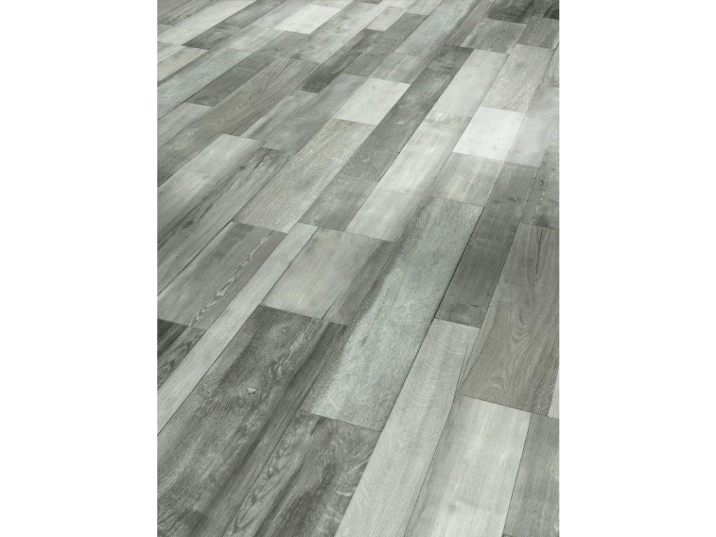 Plovoucí vinylová podlaha - Shuffewood harmony, rustikální struktura 1601389 (Parador)