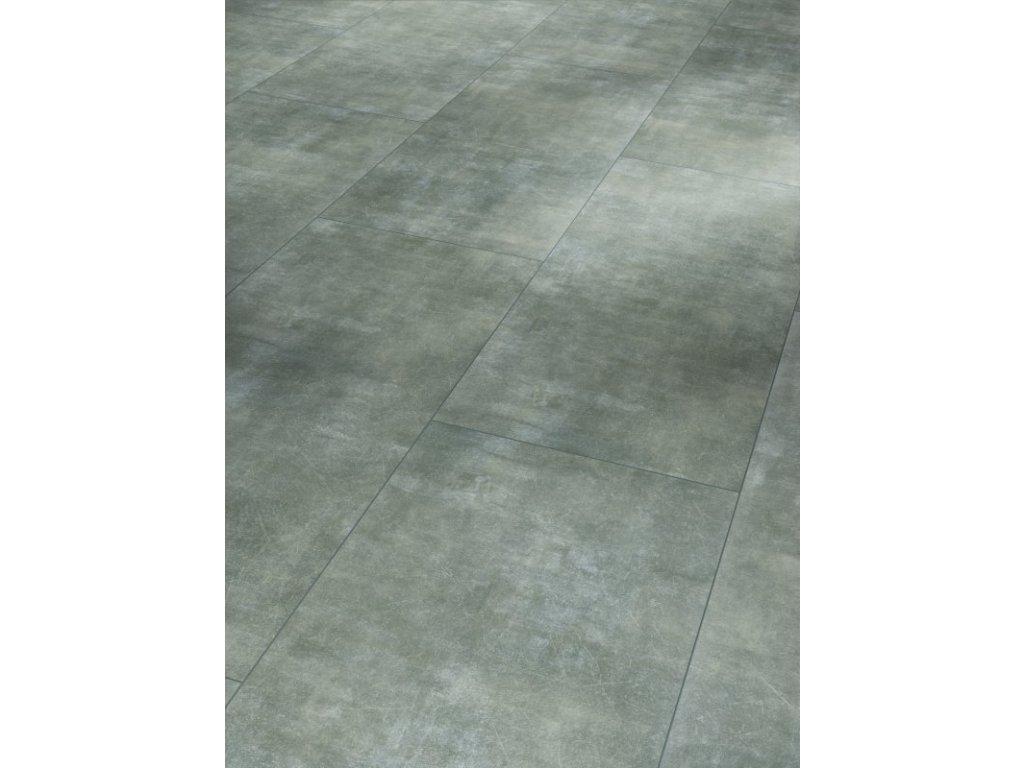 Plovoucí vinylová podlaha - Mineral grey, struktura minerální, 4-V-drážka 1602134 (Parador)