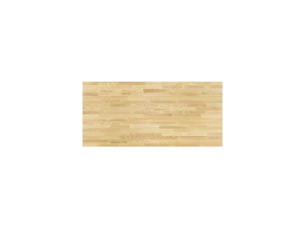 Dřevěná podlaha - Jasan Jeju Molti (Barlinek) - třívrstvá