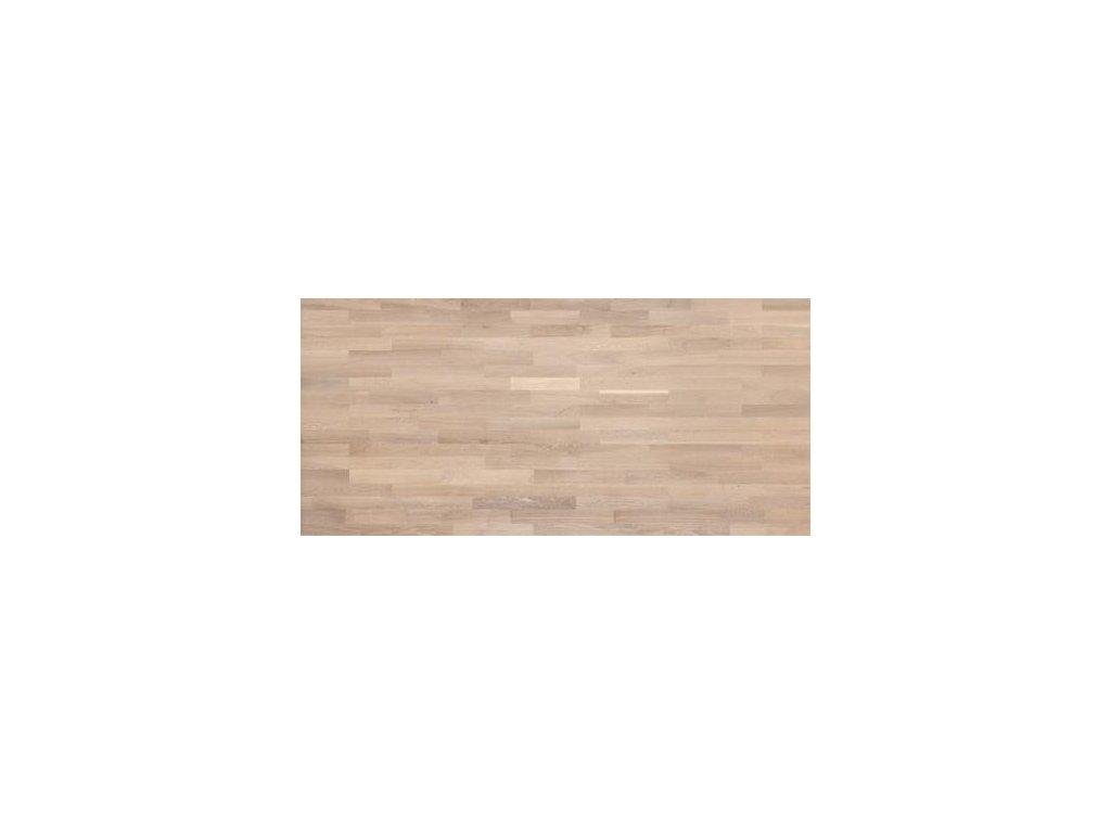 Dřevěná podlaha - Dub Cheesecake Molti (Barlinek) - třívrstvá