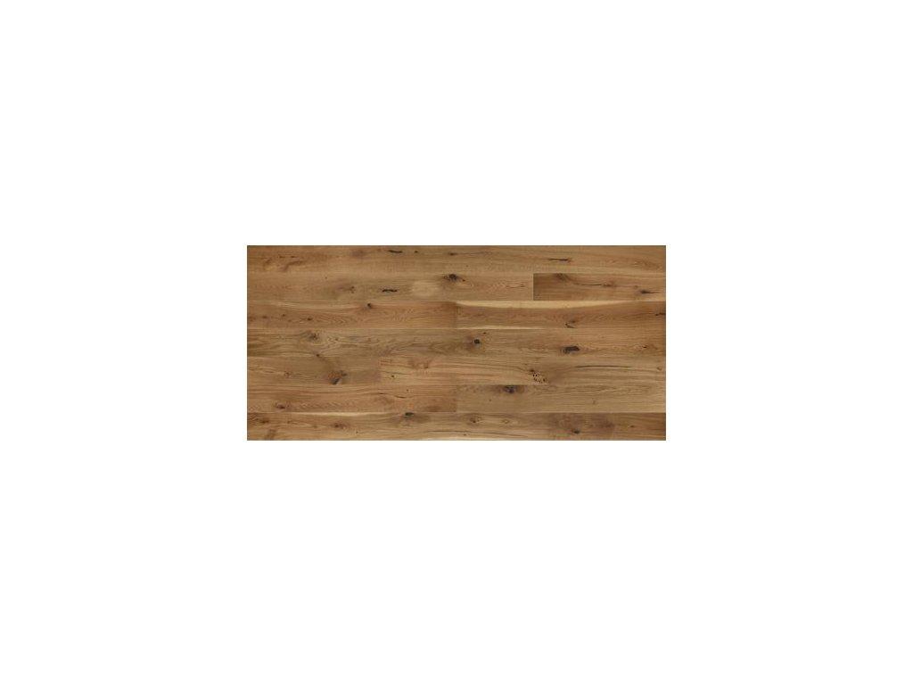 Dřevěná podlaha - Dub Toffi Grande (Barlinek) - třívrstvá