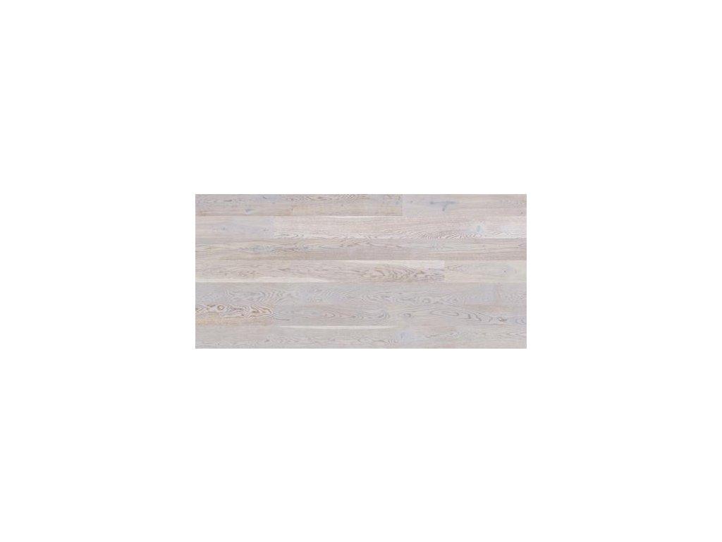 Dřevěná podlaha - Dub Panna Cotta Grande (Barlinek) - třívrstvá