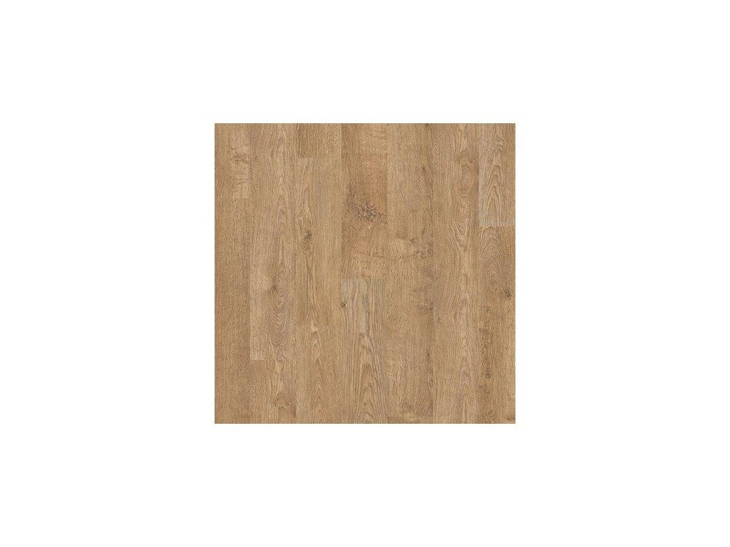 Laminátová podlaha - Staré matované naolejované dubové plaňky U312 (Quick Step)