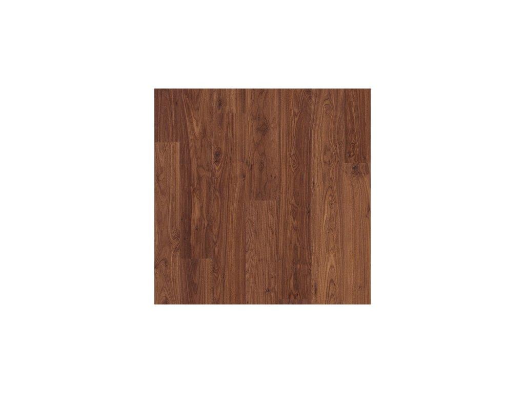 Laminátová podlaha - Naolejované ořechové plaňky U1043 (Quick Step)