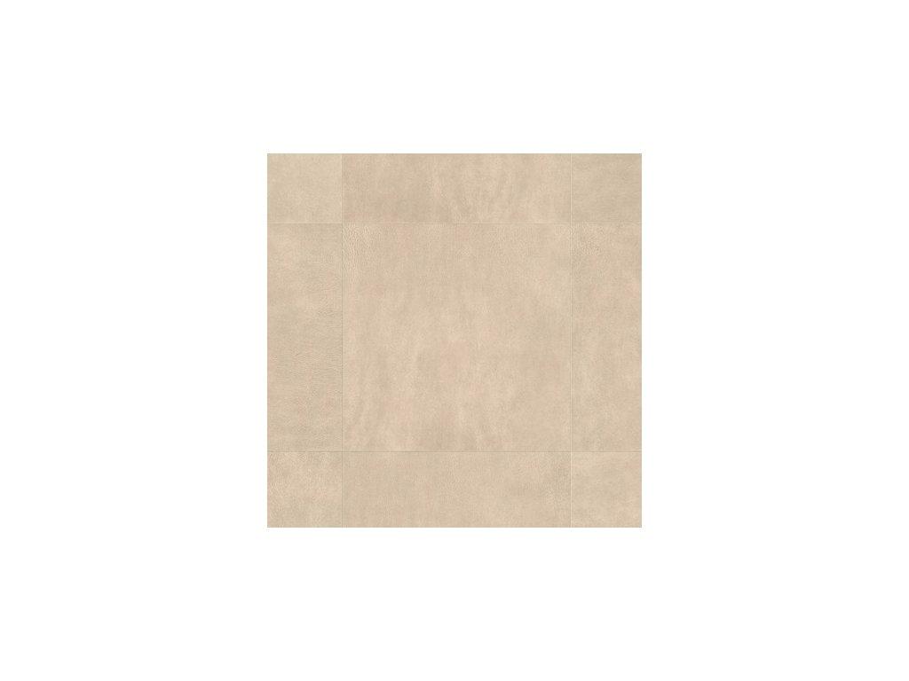Laminátová podlaha - Dlažba světlá kůže UF1401 (Quick Step)