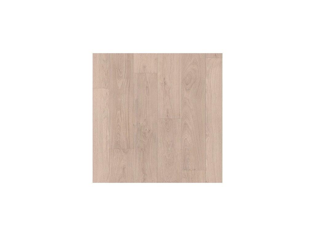 Laminátová podlaha - Dub bílý bělenný CLM1291 (Quick Step)