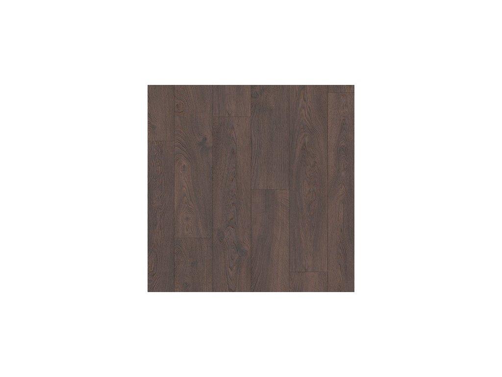 Laminátová podlaha -  Dub letitý tmavý CLM1383 (Quick Step)