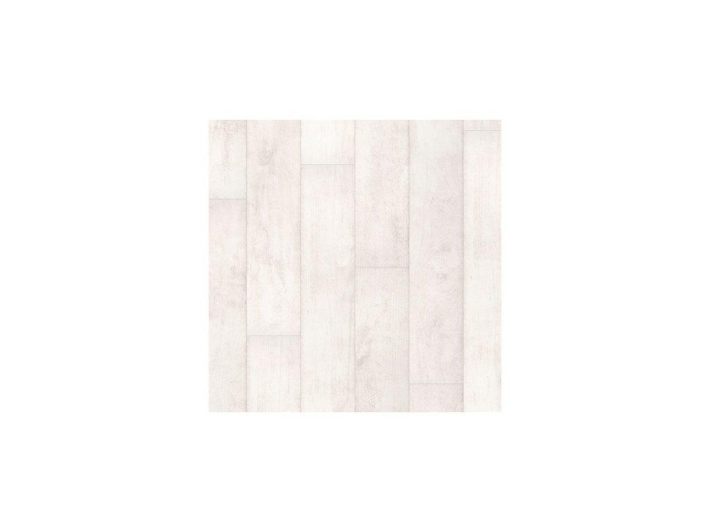 Laminátová podlaha - Týk bílý bělený CLM1290 (Quick Step)
