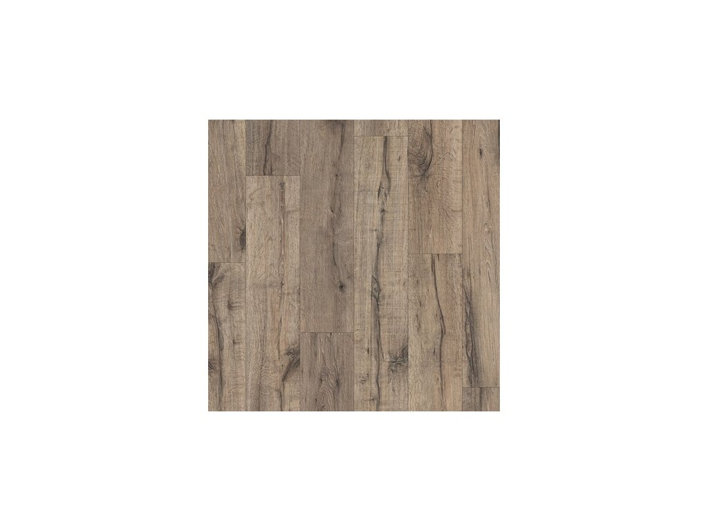 Laminátová podlaha - Dub hnědý prkno UW1545 (Quick Step)