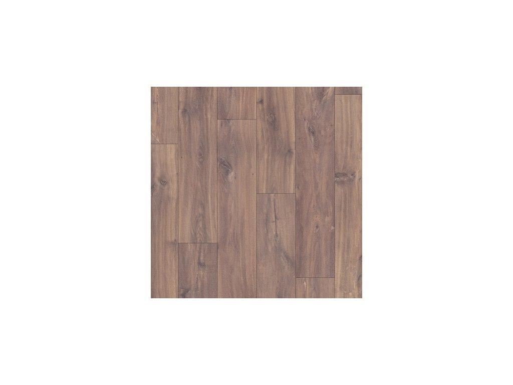Laminátová podlaha - Dub půlnoční tmavý (Quick Step)