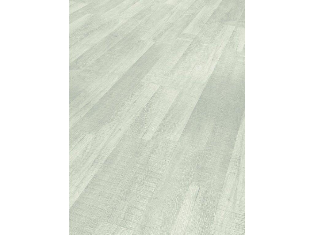 Laminátová podlaha - Dub uříznuté dřevo bílý 1593573 (Parador)
