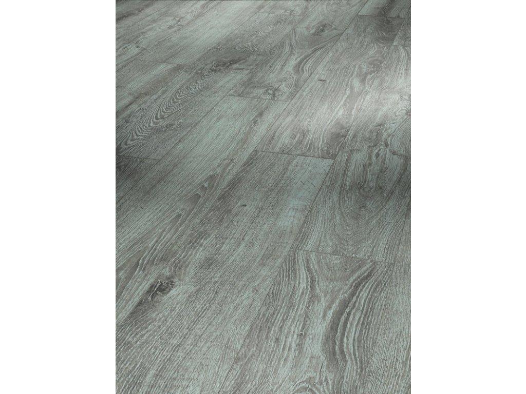 Laminátová podlaha - Dub šedý světlý 4V 1594000 (Parador)