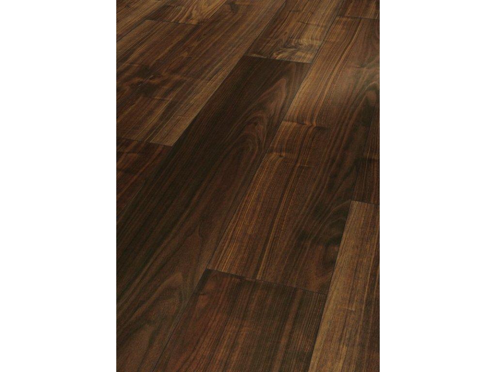 Laminátová podlaha - Vlašský ořech 4V 1593999 (Parador)