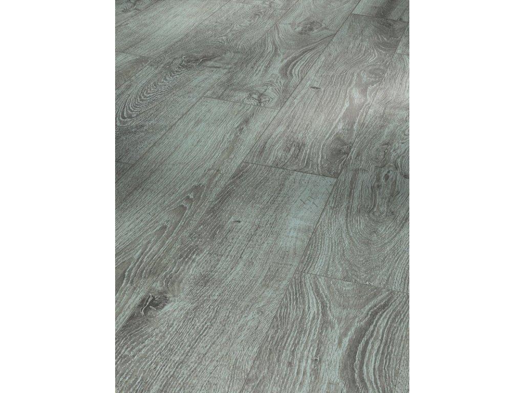 Laminátová podlaha - Dub šedý světlý 4V 1593842 (Parador)