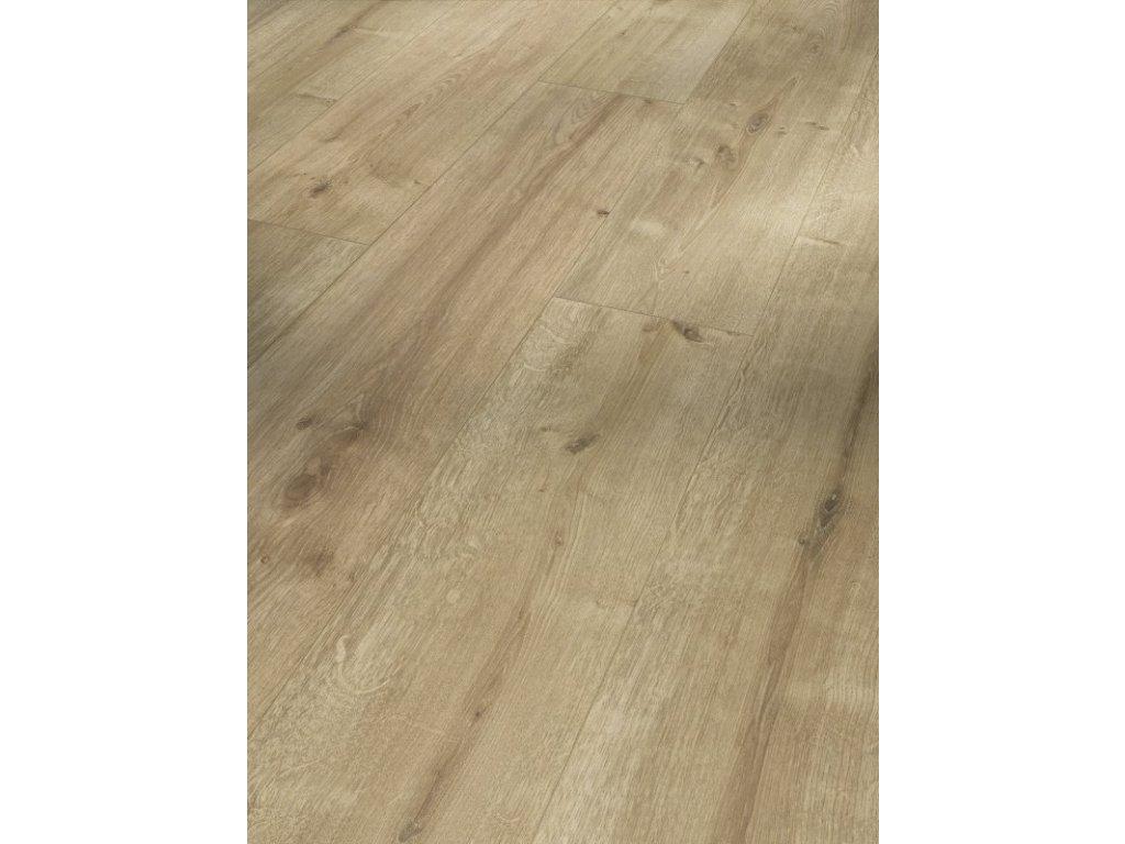 Laminátová podlaha - Dub broušený 4V 1593851 (Parador)