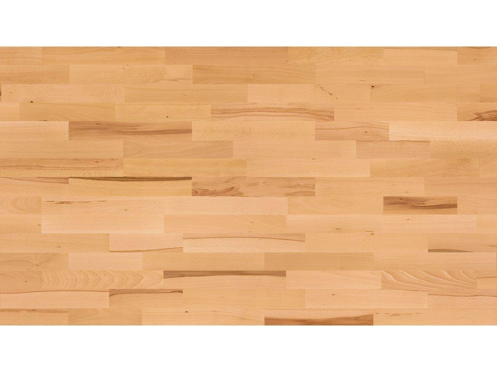 Dřevěná podlaha - Buk Masuria Molti (Barlinek)