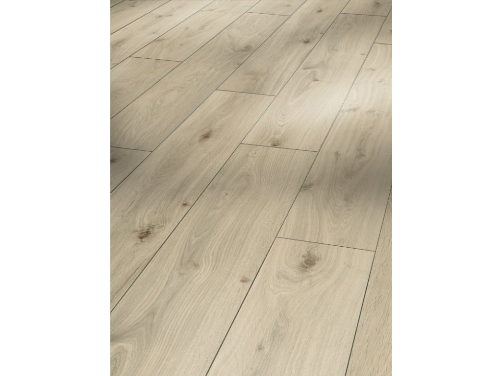 Laminátová podlaha - Dub vybledlý 4V 1475602 (Parador)