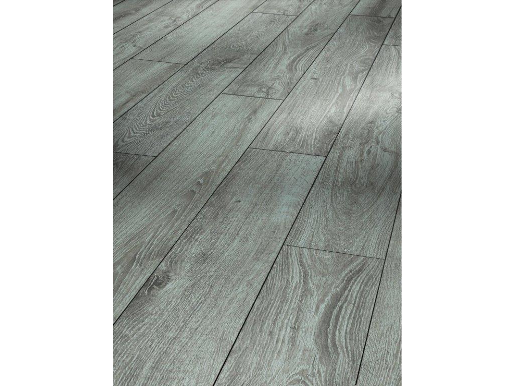 Laminátová podlaha - Dub šedý světlý 4V 1475597 (Parador)