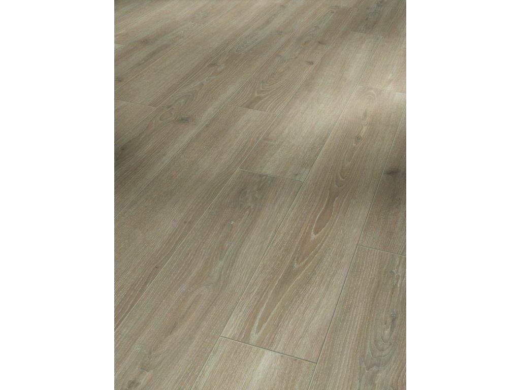 Laminátová podlaha - Dub Skyline perlově šedý 4V 1601448 (Parador)