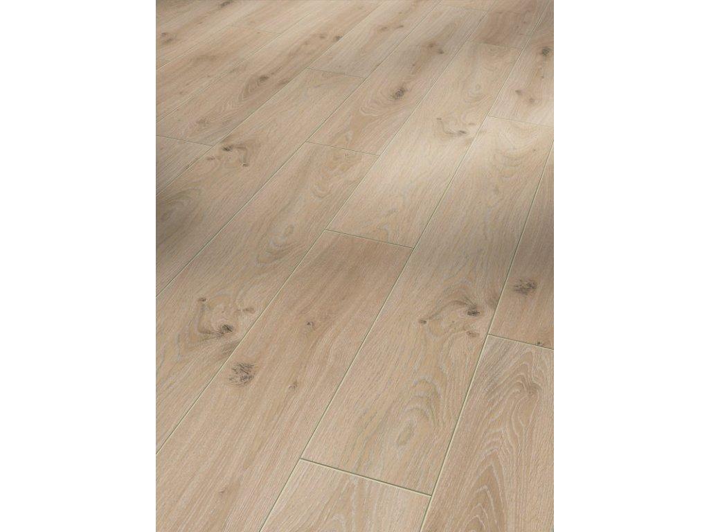 Laminátová podlaha - Dub Tradition bělený 4V 1601450 (Parador)