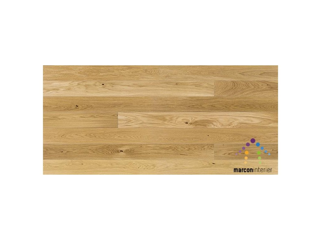 Dřevěná podlaha - Dub Sunny Grande (Barlinek)