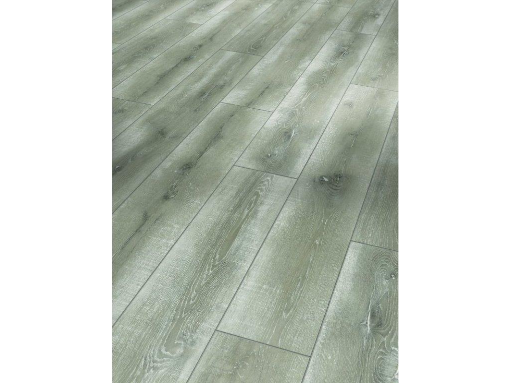 Laminátová podlaha - Dub Vintage šedý 4V 1601444 (Parador)