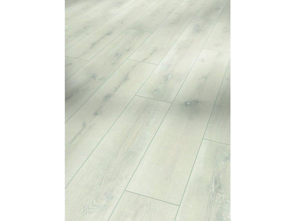 Laminátová podlaha - Dub Vintage bílý 4V 1601443 (Parador)