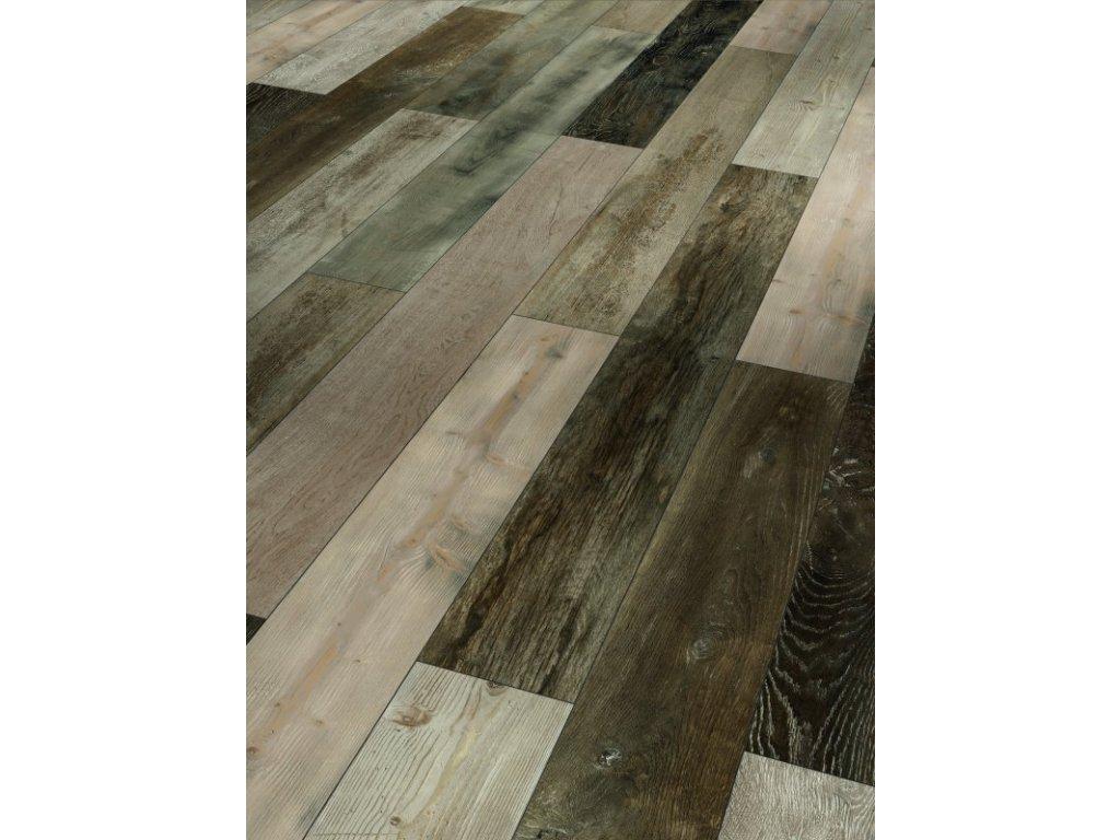 Laminátová podlaha - Shufflewood wild 4V 1601433 (Parador)