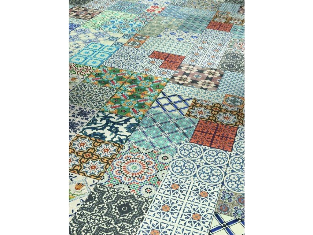 Laminátová podlaha - Castello 4V 1601147 (Parador)