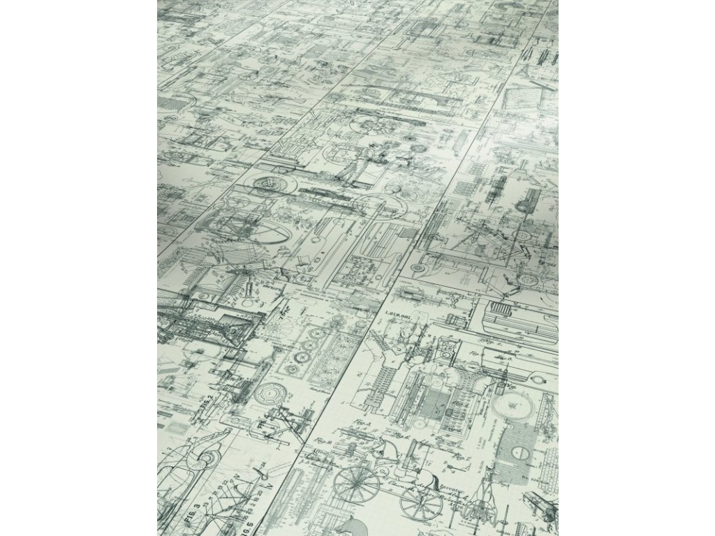 Laminátová podlaha - Scientific 4V 1601146 (Parador)