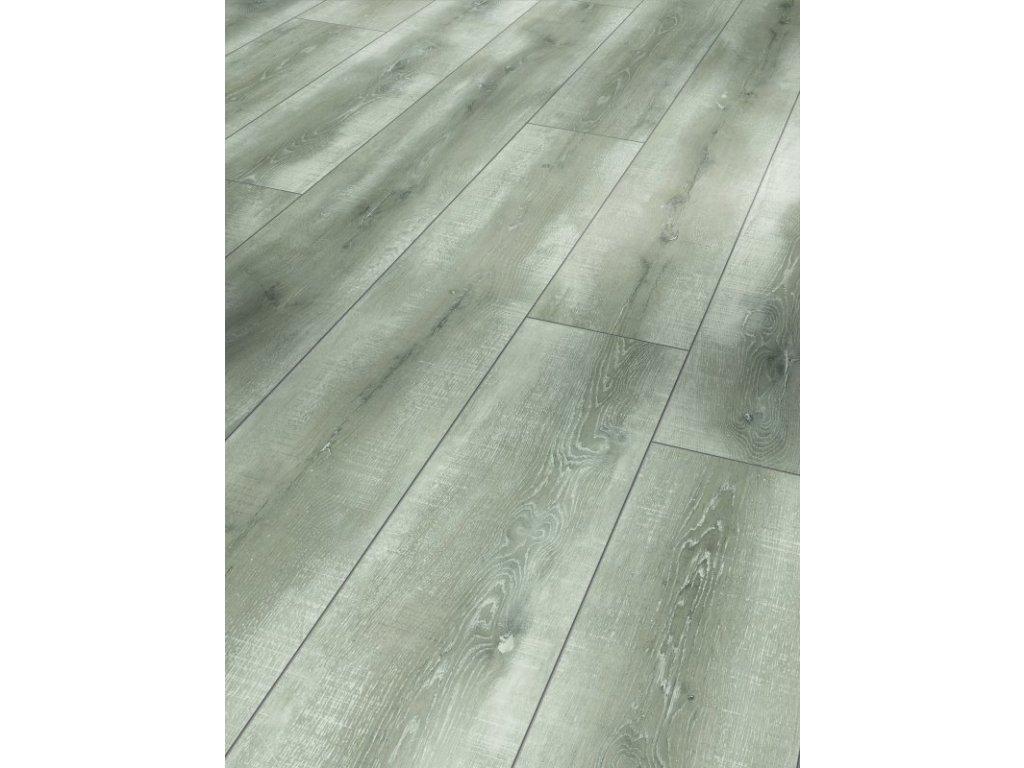 Laminátová podlaha - Dub Vintage šedý 4V 1601101 (Parador)