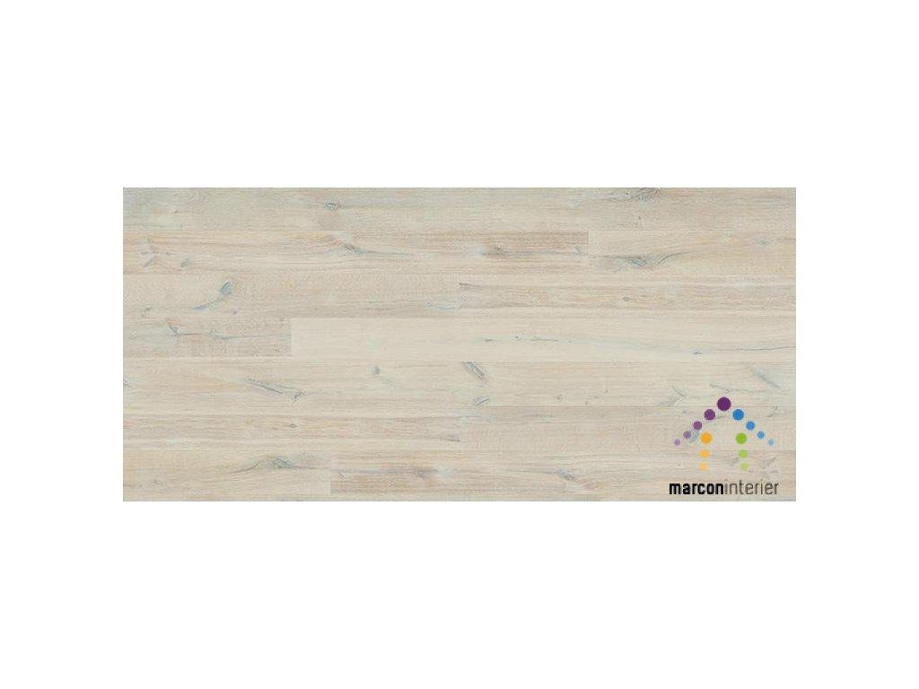 Dřevěná podlaha - Dub Alabaster Grande (Barlinek)