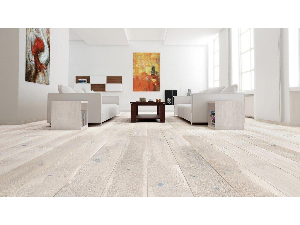 Dřevěná podlaha - Dub Gentle Senses (Barlinek)