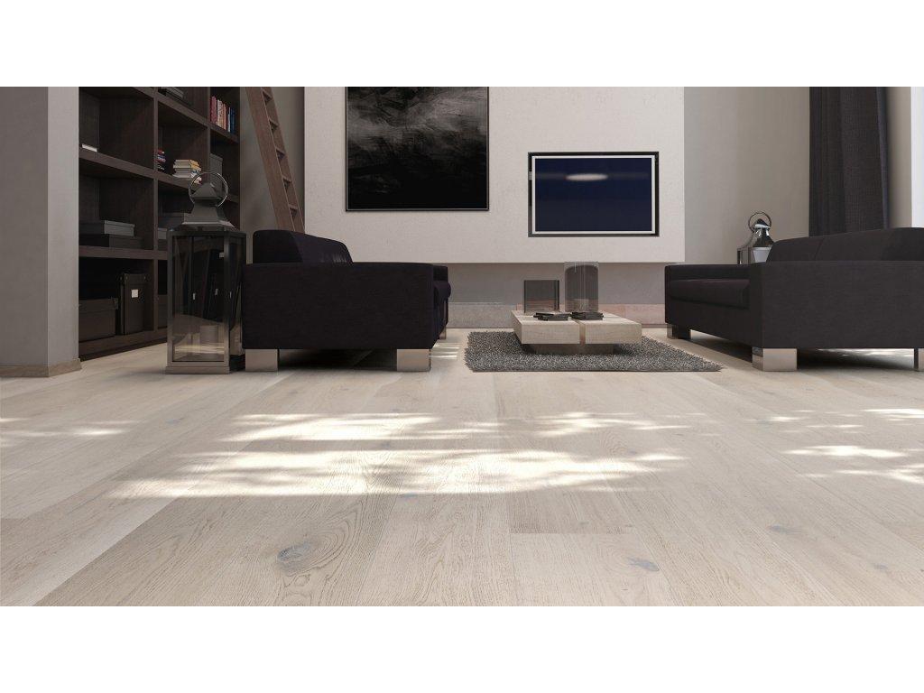 Dřevěná podlaha - Dub Tender Senses (Barlinek)